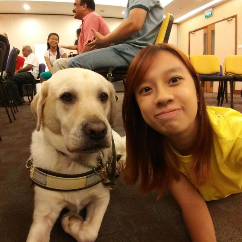 Cheryl Yeo, Orientation & Mobility Specialist