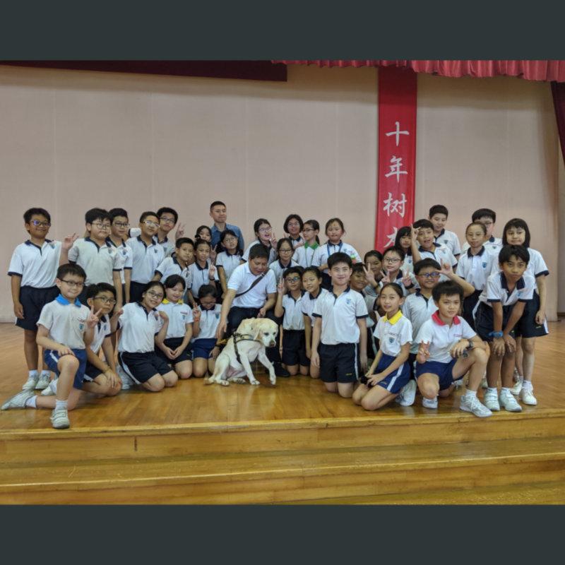 Aloysius Fu, Teacher from Kheng Cheng School